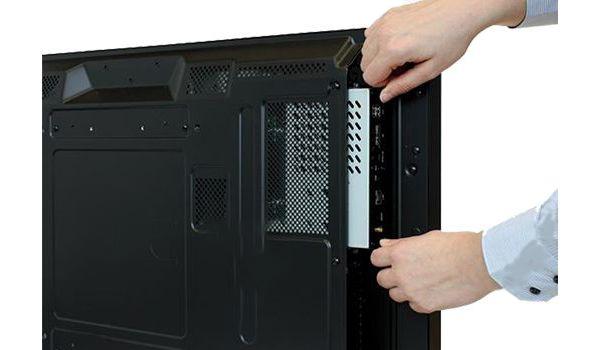 Встроенный компьютер для интерактивной панели