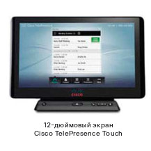 Cisco TelePresence Touch Display 12
