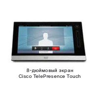 Cisco TelePresence Touch Display 8