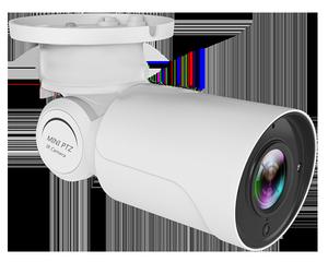 Мини-PTZ камера IP-видеонаблюдения Prestel IP-PTZ2004M