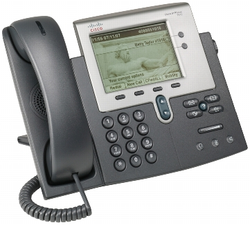 Cisco Unified IP phone 7942