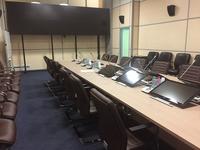 Оснащение переговорных комнат под ключ