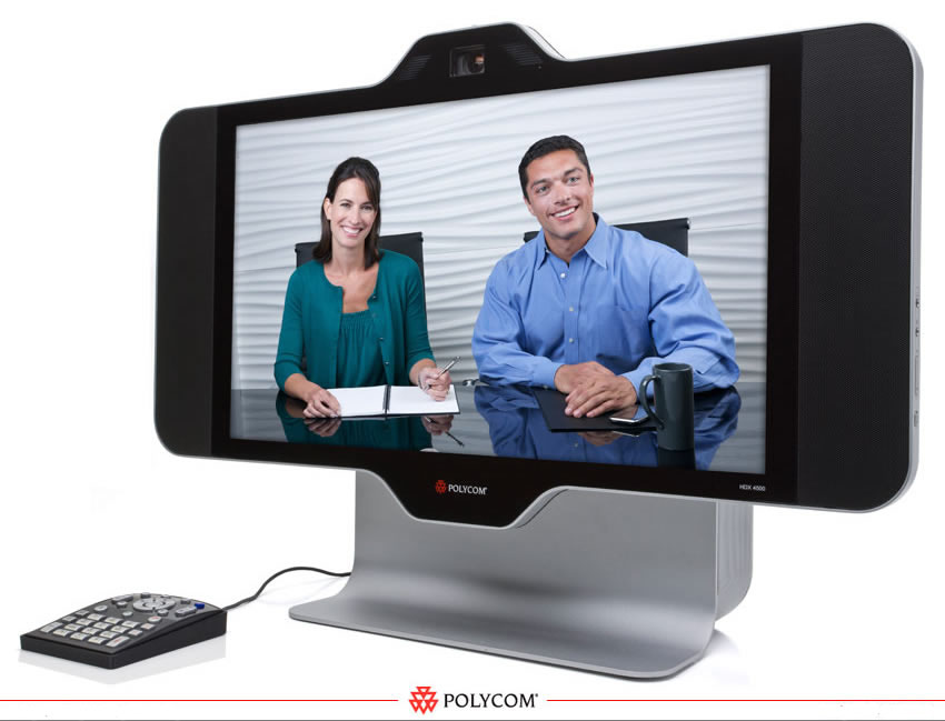 polycom-hdx-4500-left