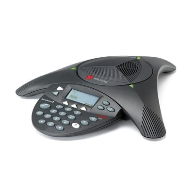 Телефон для конференцсвязи Polycom SoundStation2 Avaya 2490