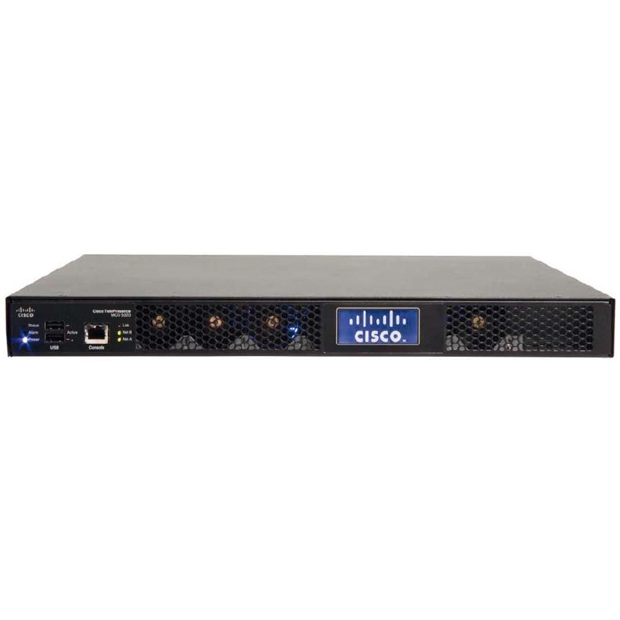 Cisco TelePresence MCU 5320