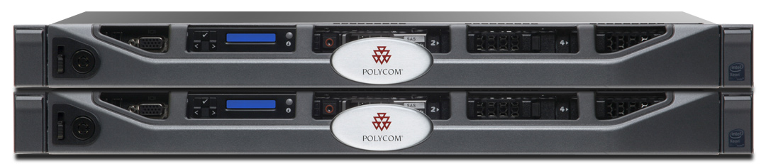 Polycom DMA 7000 / 3 bridges Single Server Bundle